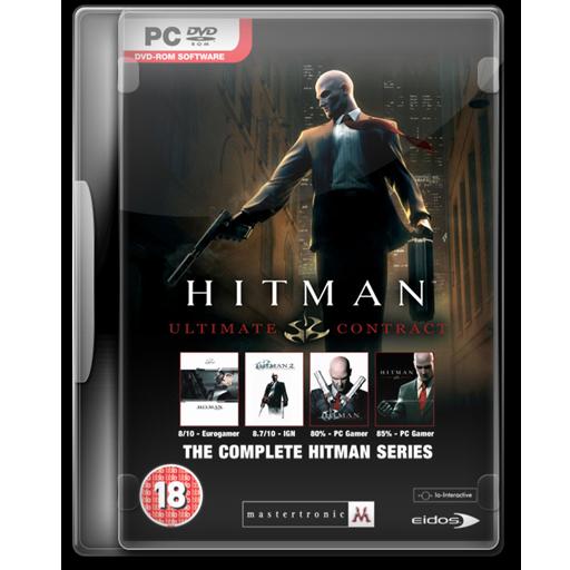 Hitman Ultimate Contract Icon