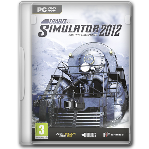 Trainz Simulator Icon