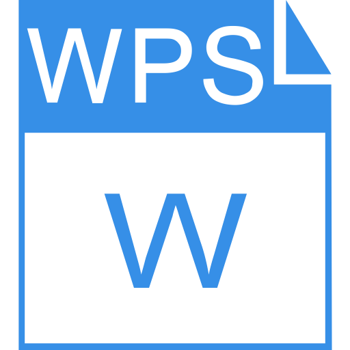 Wps Icon With Png And Vector Format For Free Unlimited Download