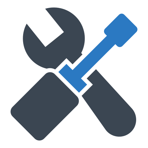 Tools, Settings, Wrench, Screwdriver Icon Free Of Technology