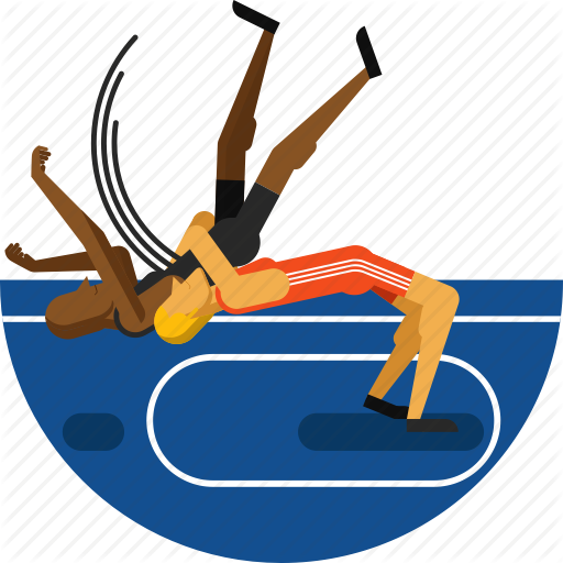 Olympic Sports, Ring, Sports, Wrestlers, Wrestling, Wwe Icon Icon