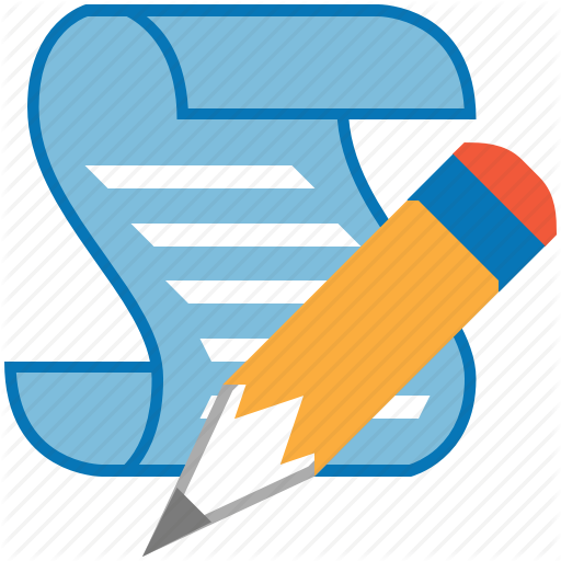 Edit, Pen, Pencil, Script, Write, Writing Icon