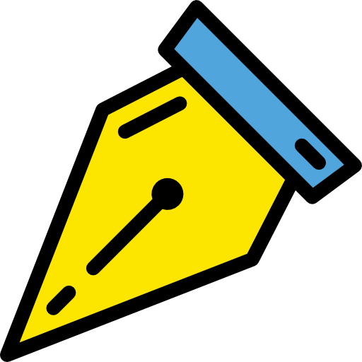 Signing, Tools And Utensils, Writing Icon