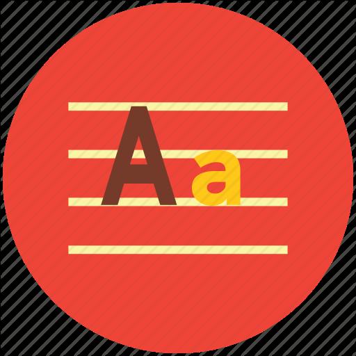 Alphabets, English Class, English Writing, Handwriting, Initial