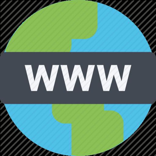 Dns, Domain, Registrar, Url, Website, Icon