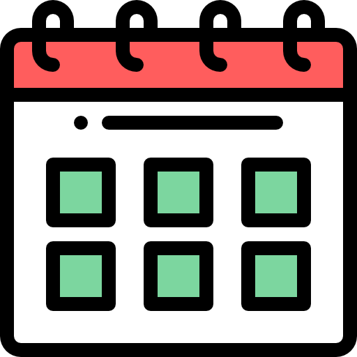 Calendar Free Vector Icons Designed