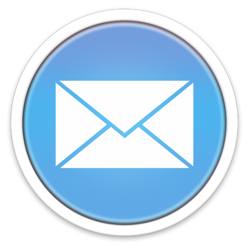 Mail Icon Orb Os X Iconset Osullivanluke