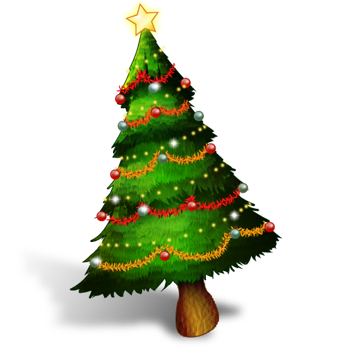 Christmas Tree Icon Free Icons Download
