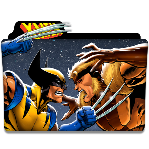 X Men The Animated Series Tv Series Icon
