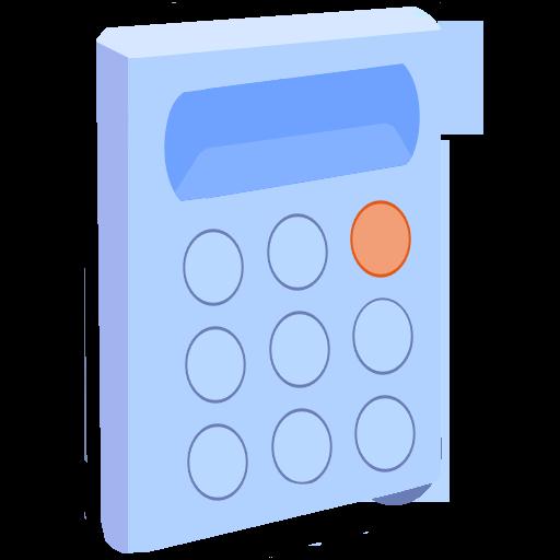 Modernxp Calculator Icon Modern Xp Iconset Dtafalonso