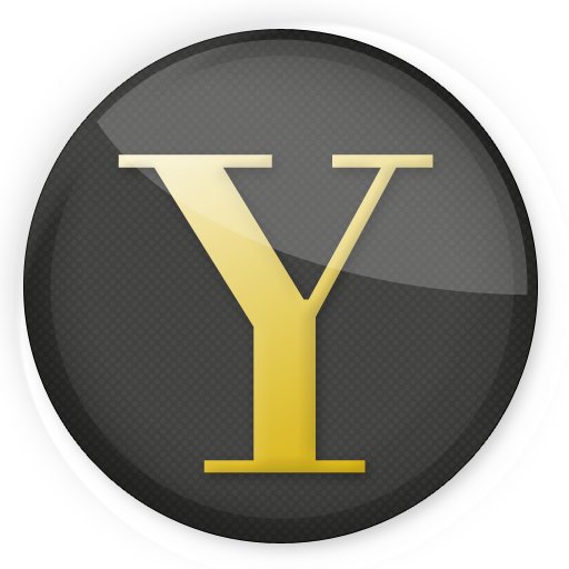 Yahoo Icon Free Download As Png And Icon Easy