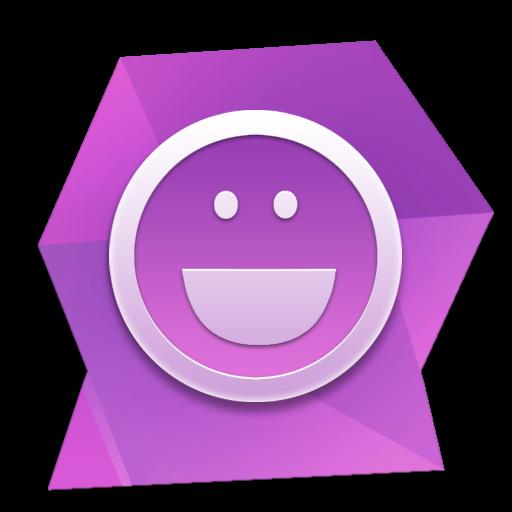 Yahoo, Messenger Icon Free Of Prime Dock Icons
