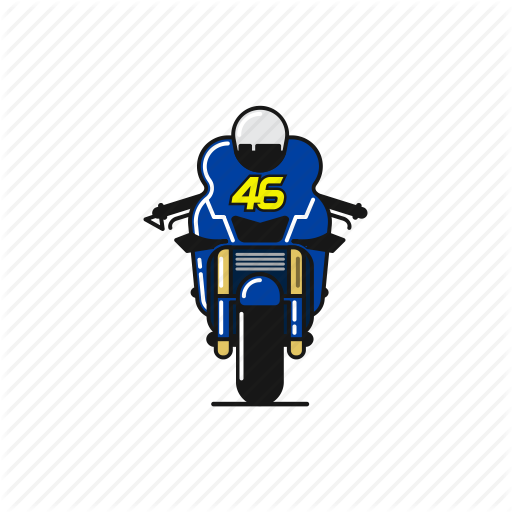 Bike, Legend, Motogp, Race, Valentino Rossi, Winner, Yamaha Icon