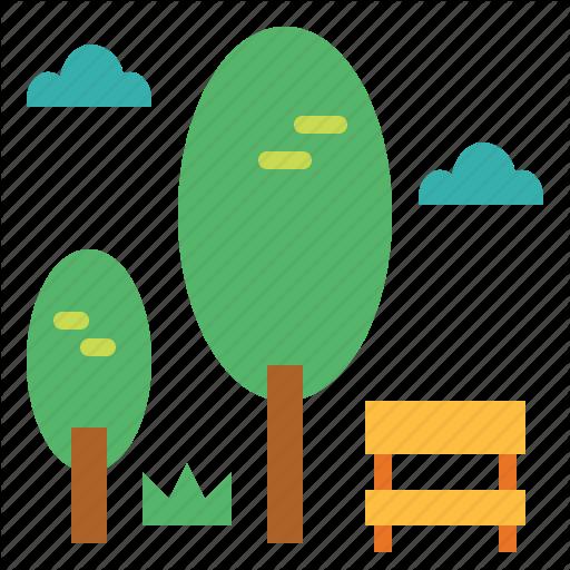 Garden, Gardening, Tree, Yard Icon