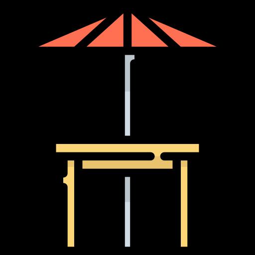 Sun Umbrella Yard Png Icon