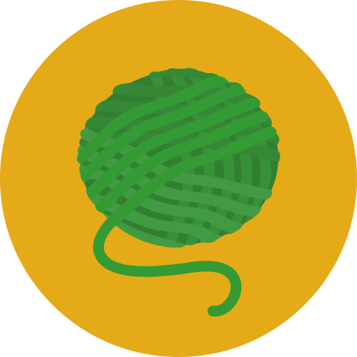 Ball Of Wool Png Icon