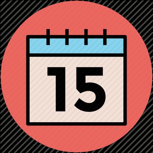 Calendar, Date, Schedule, Wall Calendar, Yearbook Icon