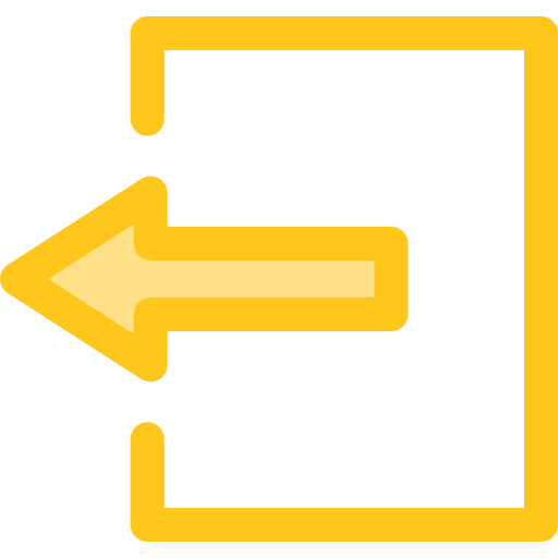 Arrows, Logout, Direction, Ui, Left Arrow Icon