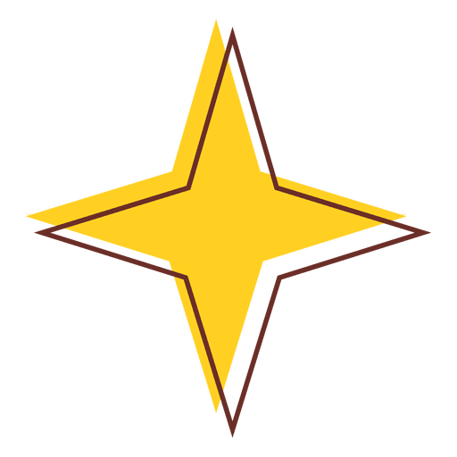 Sharp Star Icon