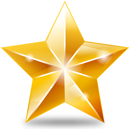 Yellow Star Icon Iconshow