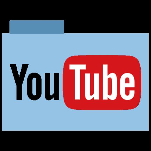 Youtube Folder Icon