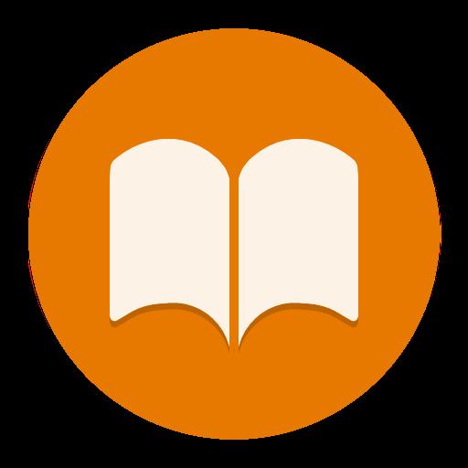 Ibooks Icon Free Of Yosemite Flat Icons