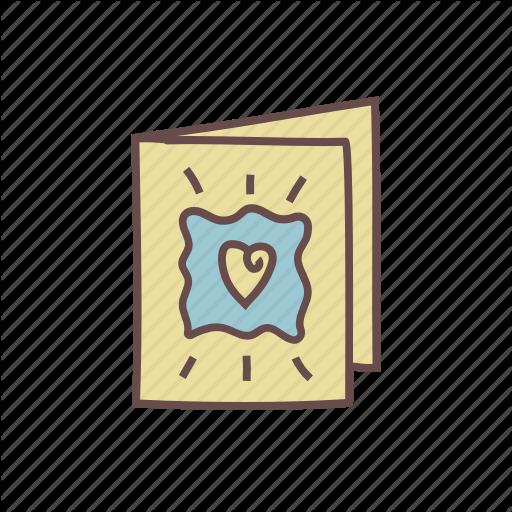 Card, Thank, You Icon