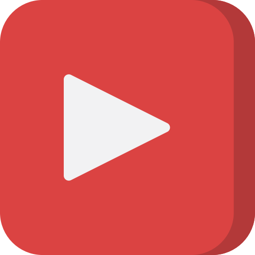 Interface, Movie, Multimedia, Music Player, Play, Video, Youtube Icon