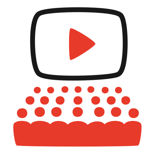 Audience, Followers, Subscribers, Target, Youtube Icon