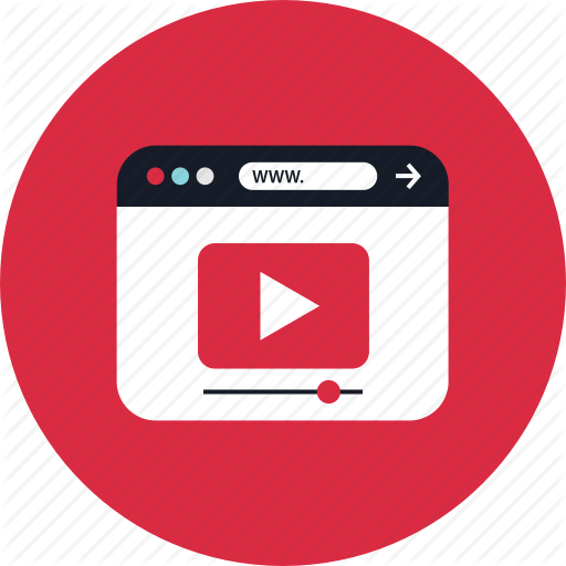 Media, Video, Youtube Icon