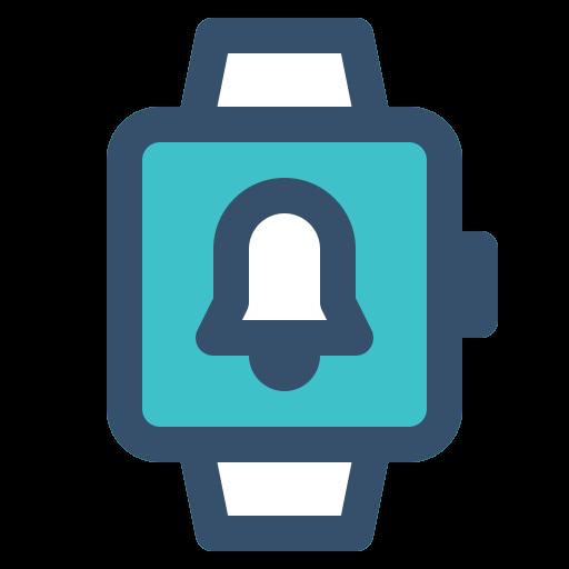 Smart, Watch, Notification, Bell Icon Free Of Smart Watch