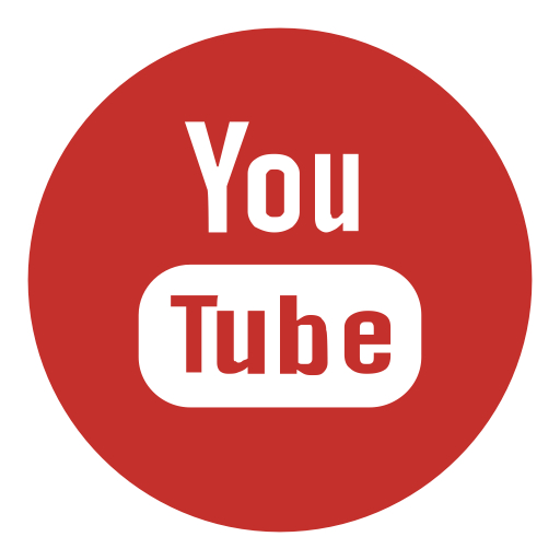 Icon Youtube, Multicolor, Youtube Icon With Png And Vector Format