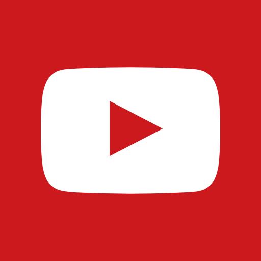 Channel, Logo, Media, Social, Square, Video, Youtube Icon