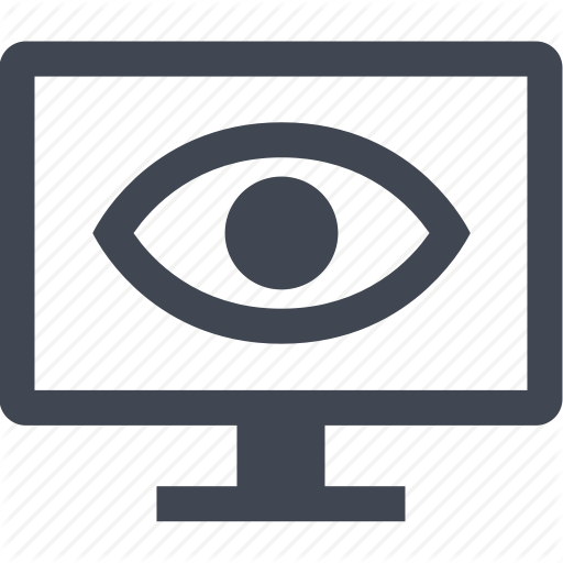 Channel, Look, Online, Seo, Views, Youtube Icon