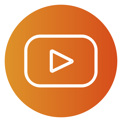 Channel, Tube, Youtube Icon, Video, Play, Subscribe, Logo Icon