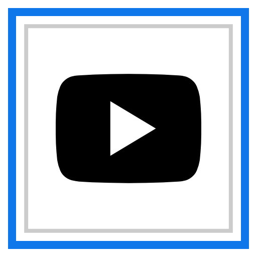 Play, Youtube, Social, Media, Channel Icon Free Of Social Media