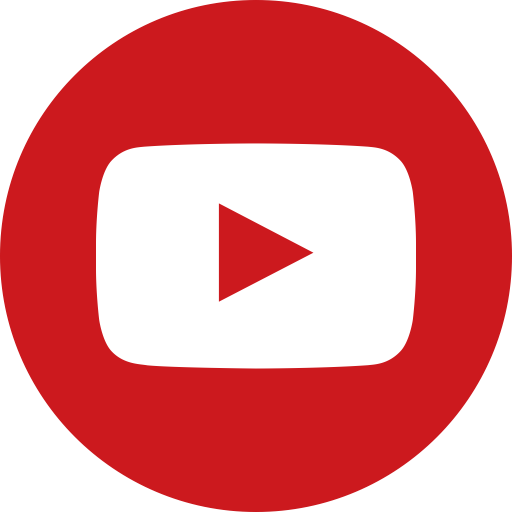 The Gallery For Gt Circle Youtube Icon Logo Image