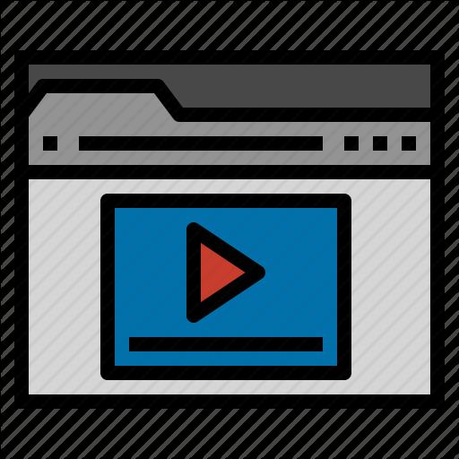 Logo, Multimedia, Video, Youtube Icon Icon Search Engine