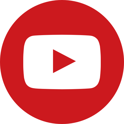 Channel, Circle, Logo, Media, Social, Video, Youtube Icon