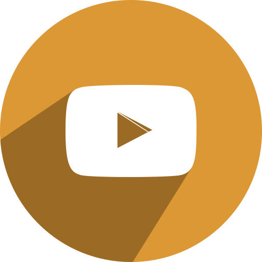 Youtube User Icon Brown