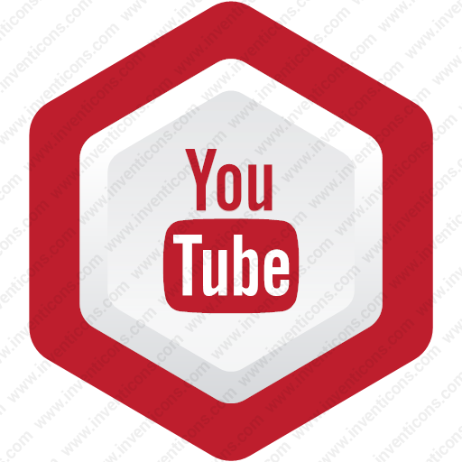 Download Brand,logo,network,social,youtube Icon Inventicons