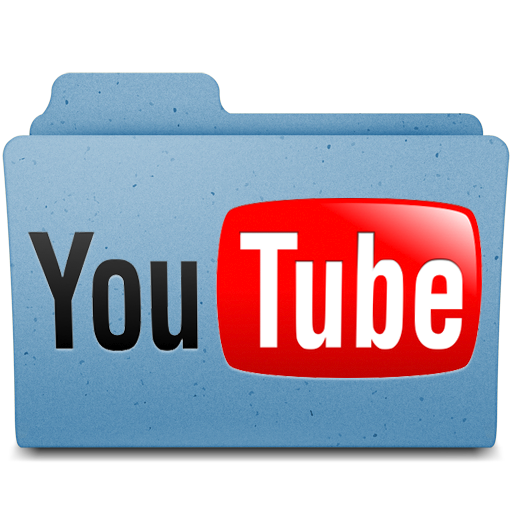 Youtube Folder Icon Free Download As Png And Formats