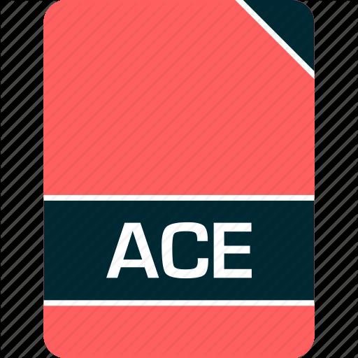Ace, Doc, Document, Icon