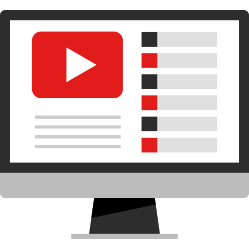 Computer Youtube Png Icon