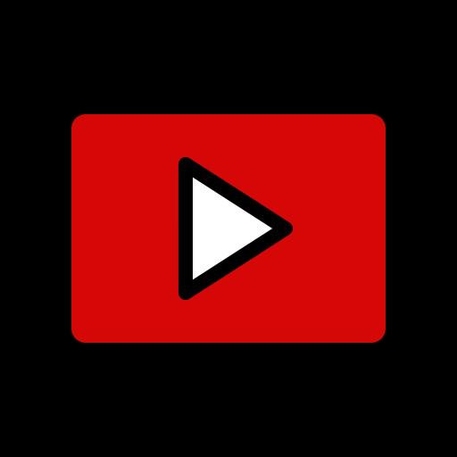 Media, Video, Player, Play, Logo, Youtube Icon