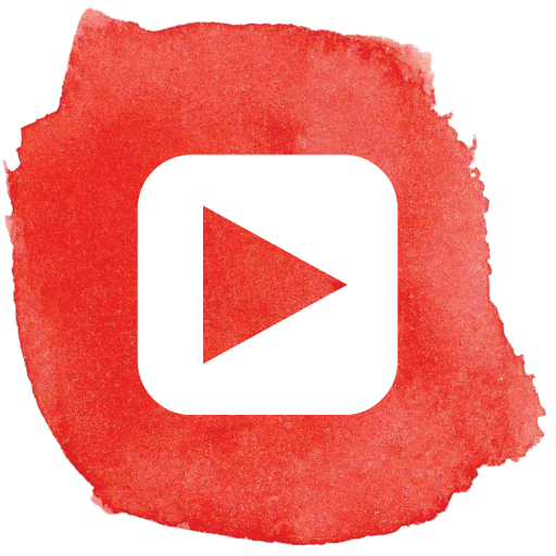Collection Of Free Transparent Youtube Watercolor Download On Ui Ex
