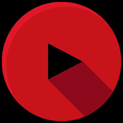 Youtube, Social, Media Icon Free Of Beautiful Social Media Icons