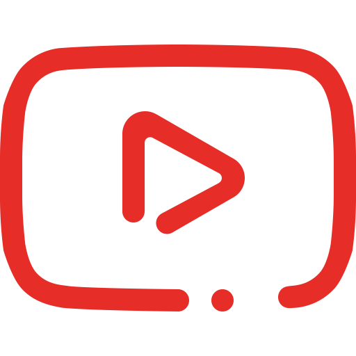 Youtube Play Clipart Transparent Clipground Logo Image