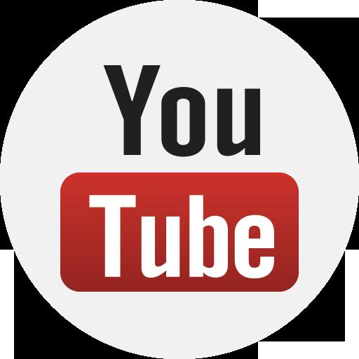 Youtube Icon Basic Round Social S Icons