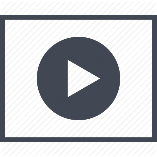 Media, Page, Play, Video, Wireframe, Youtube Icon